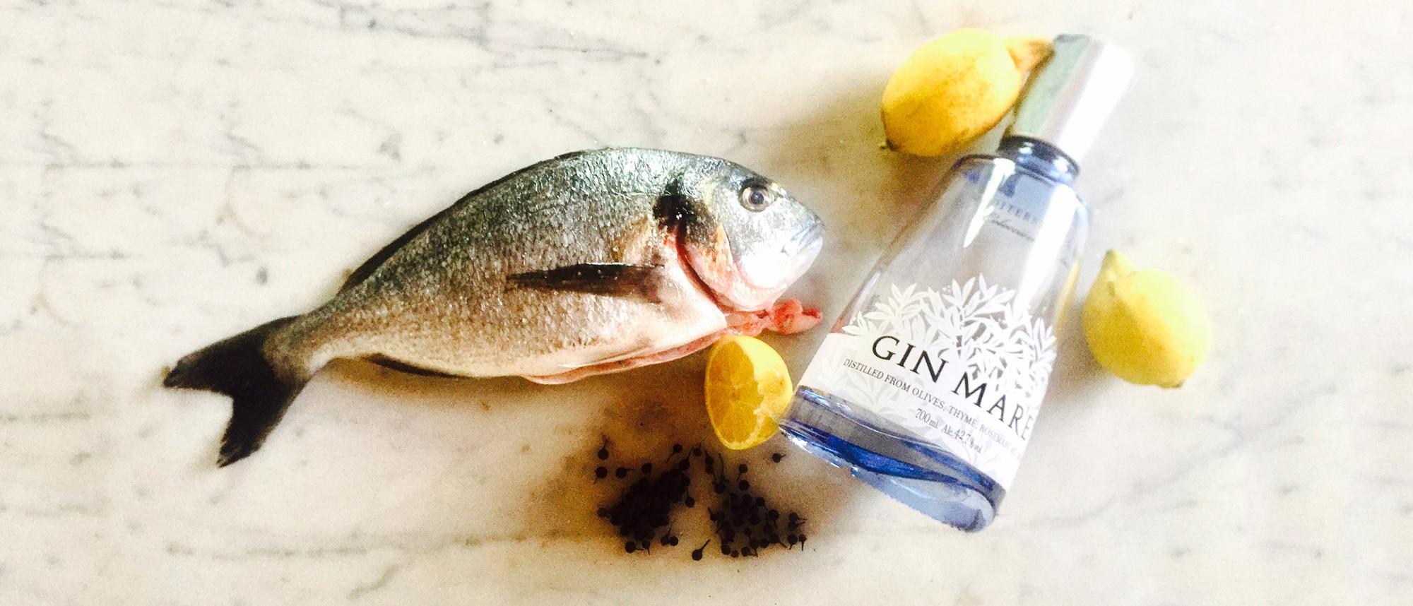 Incontri ravvicinati: orate innamorate di gin